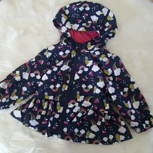 ⭐4/$25 Toddler Raincoat